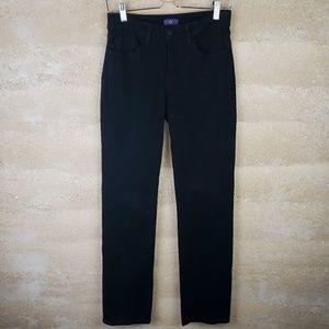NYDJ Black Jean's Sz 2